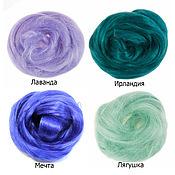 Материалы для творчества ручной работы. Ярмарка Мастеров - ручная работа Бамбуковое волокно, Италия - разные цвета. Handmade.