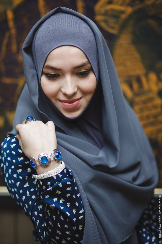 Девушки в хиджабе на фото