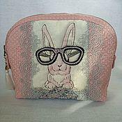 handmade. Livemaster - original item Glamorous Bunny. Handmade.