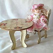Куклы и игрушки handmade. Livemaster - original item Angel place-a set of doll furniture. Handmade.