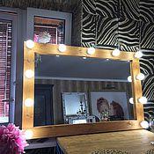 Для дома и интерьера ручной работы. Ярмарка Мастеров - ручная работа Гримерное зеркало SUMMER OAK.. Handmade.
