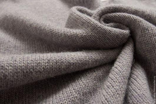 Кофты и свитера ручной работы. Ярмарка Мастеров - ручная работа. Купить Сиреневый полувер. Handmade. Бледно-сиреневый, пряжа с альпакой