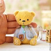 Куклы и игрушки ручной работы. Ярмарка Мастеров - ручная работа Мишка тедди.Герман. Handmade.