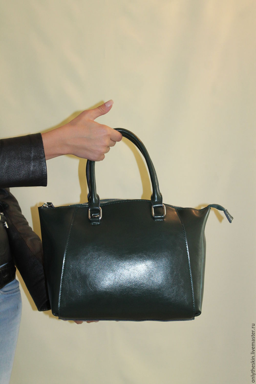 Доставка кожаных сумок Далена