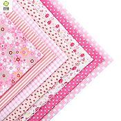 Материалы для творчества ручной работы. Ярмарка Мастеров - ручная работа Ярко розовый цветочный дизайн.. Handmade.