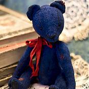 Куклы и игрушки ручной работы. Ярмарка Мастеров - ручная работа Тедди мишка Юлик.. Handmade.