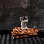 Посуда handmade. Livemaster - original item Cutting boards made of Siberian cedar 4 pcs. RDN24. Handmade.