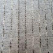 Ткани ручной работы. Ярмарка Мастеров - ручная работа Ткань льняная с мережкой. Handmade.