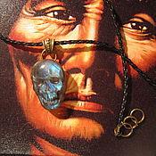 """Украшения ручной работы. Ярмарка Мастеров - ручная работа Кулон """"Таинственный остров"""" -4.. Handmade."""