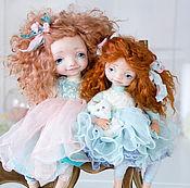 Куклы и игрушки ручной работы. Ярмарка Мастеров - ручная работа Самая счастливая..... Handmade.