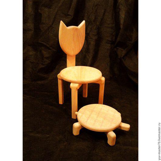 Мебель ручной работы. Ярмарка Мастеров - ручная работа. Купить детский комплект. Handmade. Оранжевый, Декор