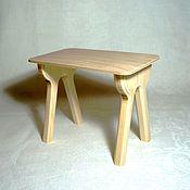 handmade. Livemaster - original item Table for dolls. Handmade.