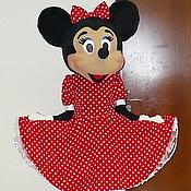 Дизайн и реклама handmade. Livemaster - original item Minnie Mouse. Life-size puppet. Handmade.