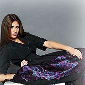 Одежда ручной работы. Ярмарка Мастеров - ручная работа платье из купонной ткани-2. Handmade.