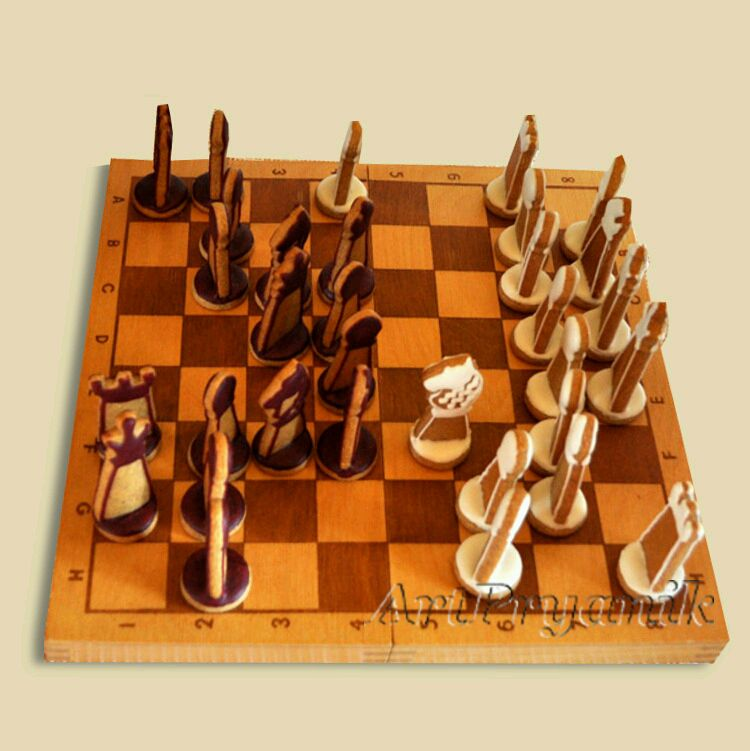 Пожелания к подарку шахматы 40