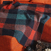 Схемы для вязания ручной работы. Ярмарка Мастеров - ручная работа Buffalo shawl (описание). Handmade.
