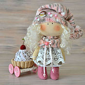 Куклы и игрушки handmade. Livemaster - original item doll sweetie PIE. Handmade.