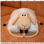 Куклы и игрушки ручной работы. Ярмарка Мастеров - ручная работа Подушка в виде животного. Handmade.