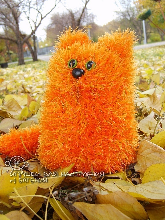 Ginger Moore, Stuffed Toys, Novosibirsk,  Фото №1
