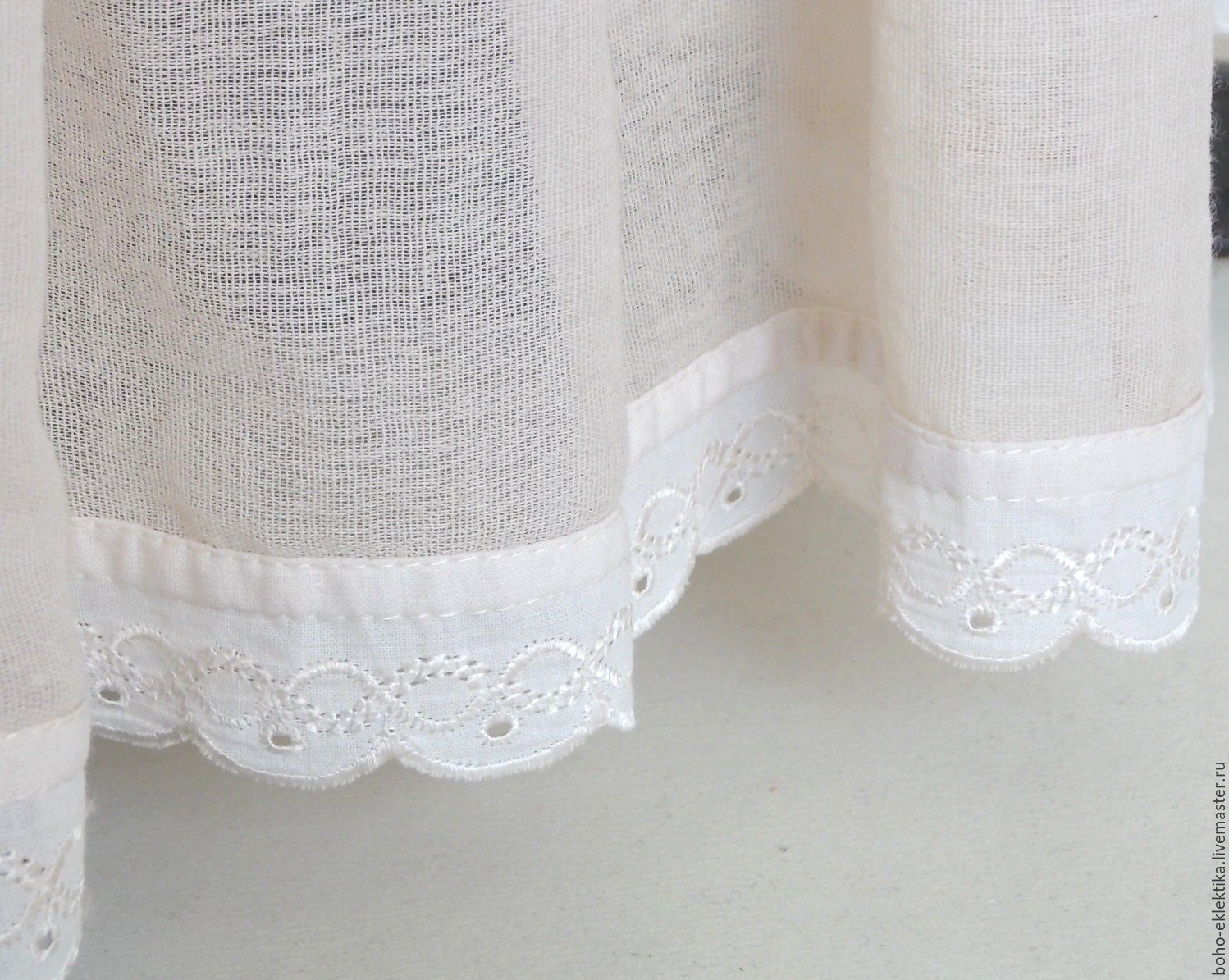 Podobnik, color of melted milk,in the style of boho, with a single frill, Skirts, Tomsk,  Фото №1