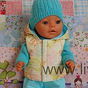 Куклы и игрушки ручной работы. Ярмарка Мастеров - ручная работа Комплект 5 пр. для куклы беби бон. Handmade.