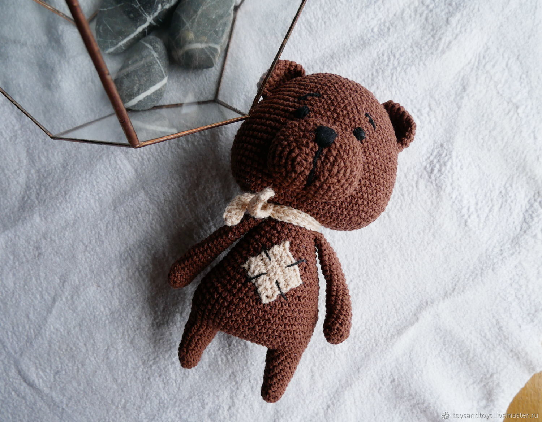 Bear Bruin, Stuffed Toys, Gukovo,  Фото №1