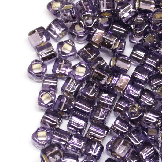 Для украшений ручной работы. Ярмарка Мастеров - ручная работа. Купить Бисер ТОХО Куб 3мм №39, Японский бисер TOHO Beads 10гр. Handmade.