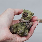 Куклы и игрушки ручной работы. Ярмарка Мастеров - ручная работа Монти. Handmade.
