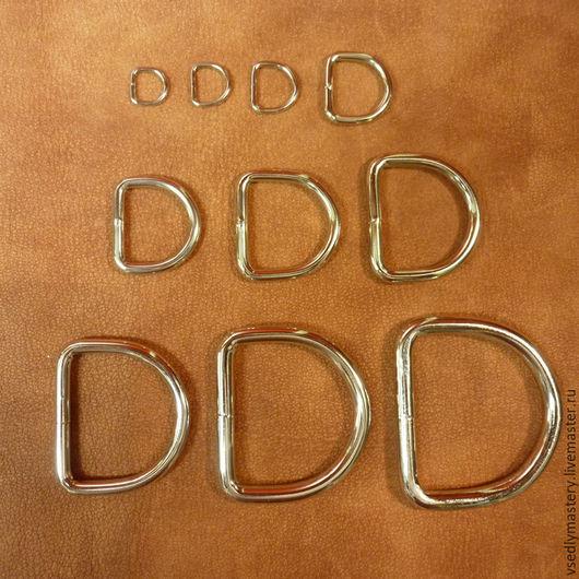 Другие виды рукоделия ручной работы. Ярмарка Мастеров - ручная работа. Купить Полукольцо сварное - 10 размеров. Handmade. Кольцо
