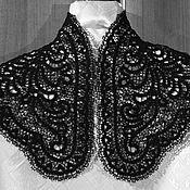 Аксессуары handmade. Livemaster - original item Lace mantle, cape. Handmade.