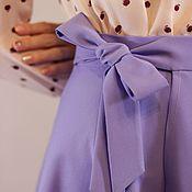 Одежда handmade. Livemaster - original item Skirt with bow. Handmade.
