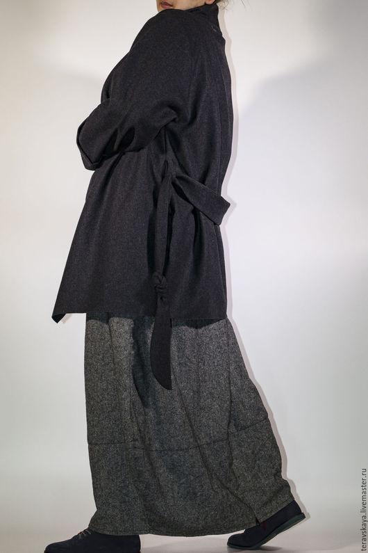 Верхняя одежда ручной работы. Ярмарка Мастеров - ручная работа. Купить Пальто демисезонное. Handmade. Пальто, модное пальто