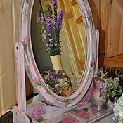 """Для дома и интерьера ручной работы. Ярмарка Мастеров - ручная работа Зеркало """"Души моей"""". Handmade."""
