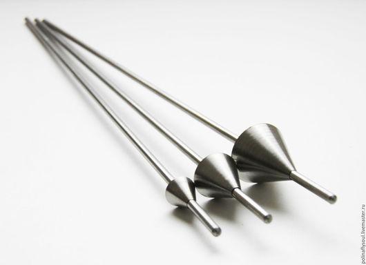 Другие виды рукоделия ручной работы. Ярмарка Мастеров - ручная работа. Купить Комплект малых конусов  (h10-15-20мм). Handmade.