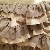 Для дома и интерьера handmade. Livemaster - original item Bed linen satin premium