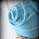 Felted Hat 'Queen of the gentle'winter. Caps. Felt the world. My Livemaster. Фото №6