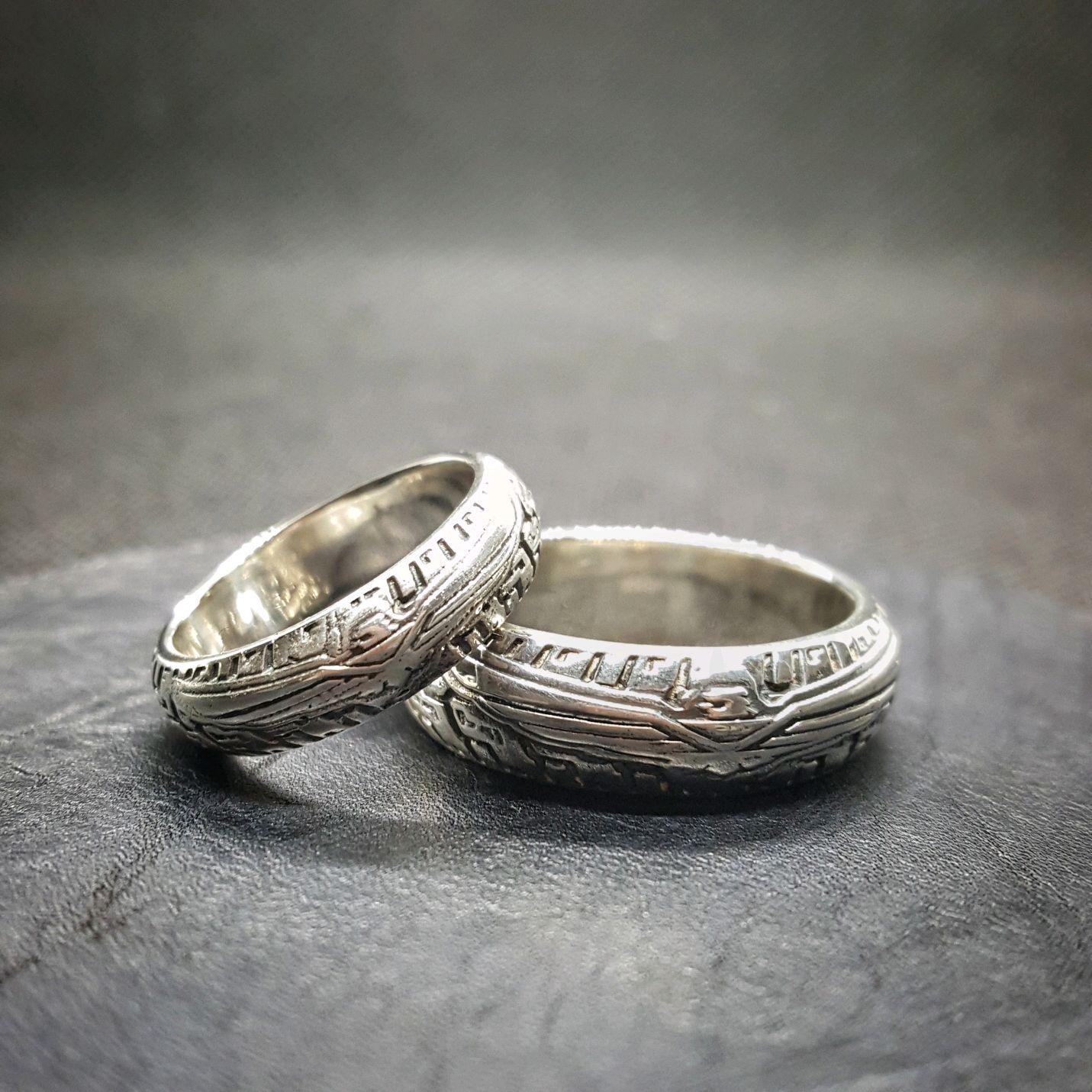 Обручальные кольца, Обручальные кольца, Иркутск,  Фото №1