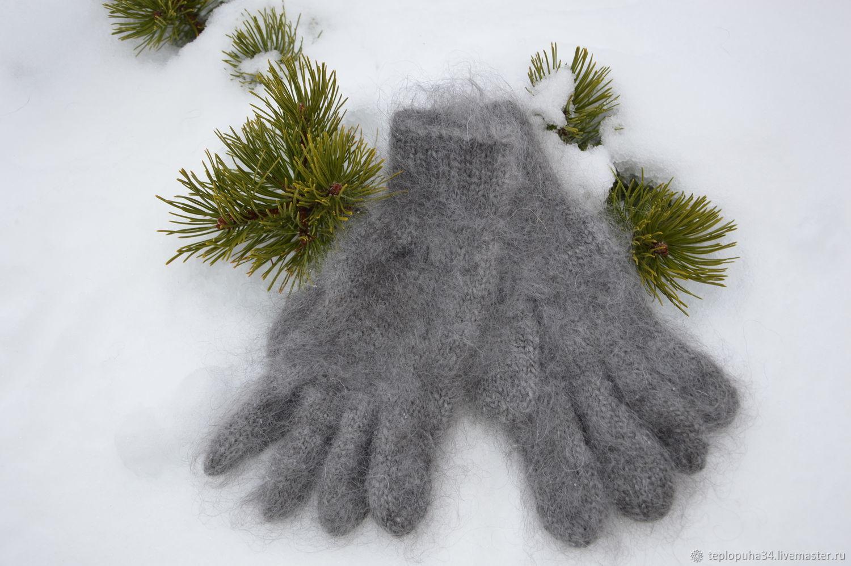 gloves men's down, Gloves, Urjupinsk,  Фото №1