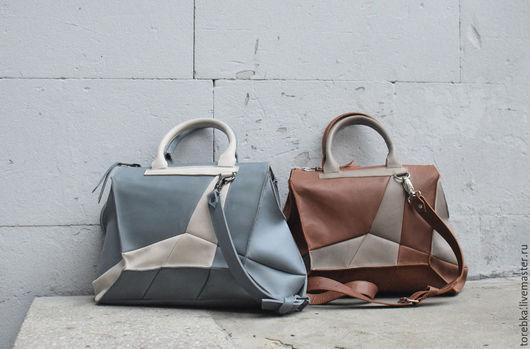 Женские сумки ручной работы. Ярмарка Мастеров - ручная работа. Купить Классика. Handmade. Рыжий, цвет меди, женщина, кожа