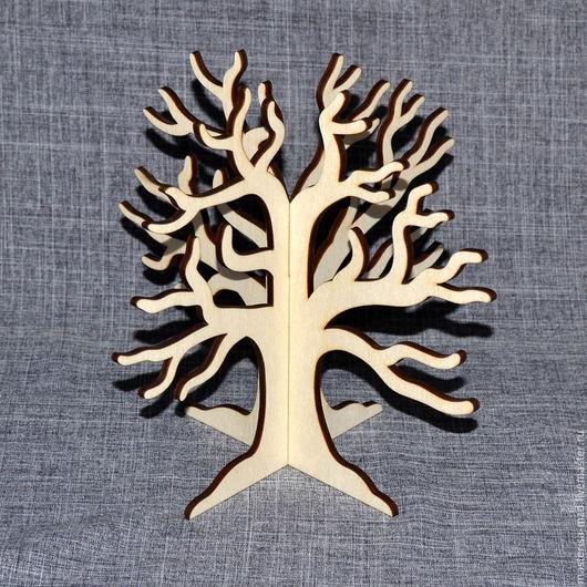 БЖ-003. Подставка под бижутерию `Дерево`.