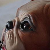Куклы и игрушки ручной работы. Ярмарка Мастеров - ручная работа по мотивам Яны-бульдожка Ая. Handmade.