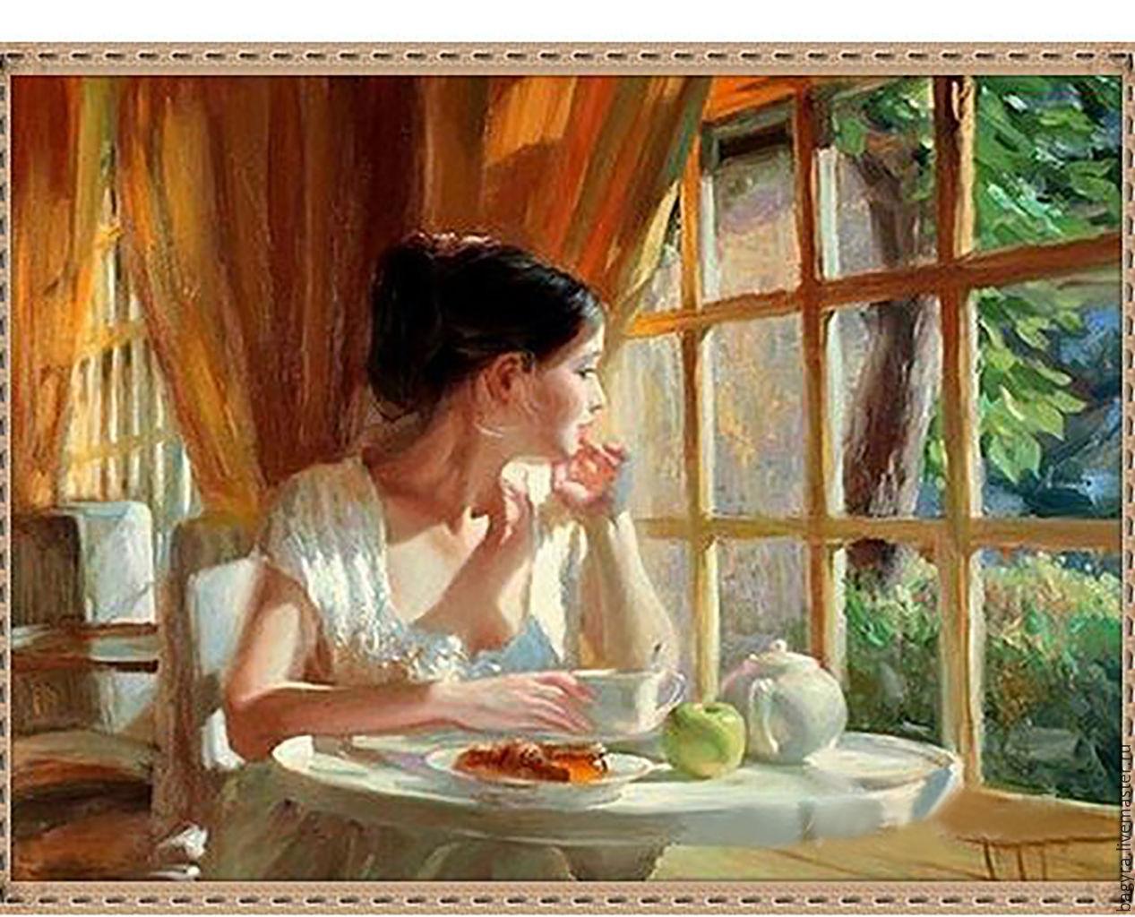 Девушка окно фото 20 фотография
