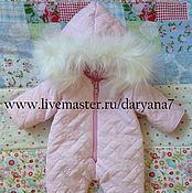 Куклы и игрушки ручной работы. Ярмарка Мастеров - ручная работа Комбинезон для куклы беби бон. Handmade.