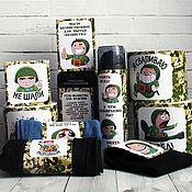 Сувениры и подарки handmade. Livemaster - original item Positive set