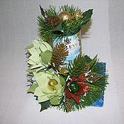 Сувениры и подарки ручной работы. Ярмарка Мастеров - ручная работа Чайный новый год. Handmade.