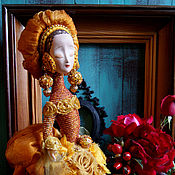 """Куклы и пупсы ручной работы. Ярмарка Мастеров - ручная работа Коллекционная кукла """"Птичка Эмбер"""". Handmade."""