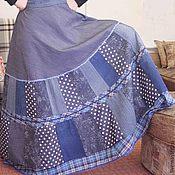 Одежда ручной работы. Ярмарка Мастеров - ручная работа Юбка для Надюшки. Handmade.