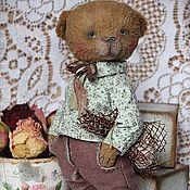 """Куклы и игрушки ручной работы. Ярмарка Мастеров - ручная работа """"Маркус""""(в паре с """"Джилли""""). Handmade."""