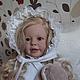 Куклы-младенцы и reborn ручной работы. Стефания. Наталья Кудрявцева (bikova). Ярмарка Мастеров. Винил