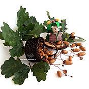 Куклы и игрушки handmade. Livemaster - original item Oak! Collection
